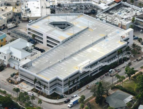 New St. Armands parking garage is now open